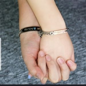 His and Her's bracelets